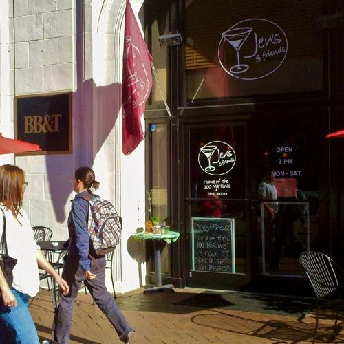 Jen's & Friends - Bars/Nightife - 34 Bull Street, Savannah, GA, United States