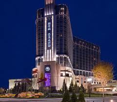 Mgm Grand Detroit - Reception Sites, Hotels/Accommodations, Attractions/Entertainment, Spas/Fitness - 1777 3rd Street, Detroit, MI, United States