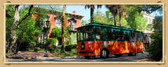 Old Town Trolley Tours of Savannah - Main Savannah Attractions - 234 Martin Luther King Jr. Blvd, Savannah, GA, United States