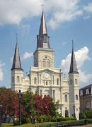 Saint Louis Cathedral - Attraction - 715 Chartres Street, New Orleans, LA, United States