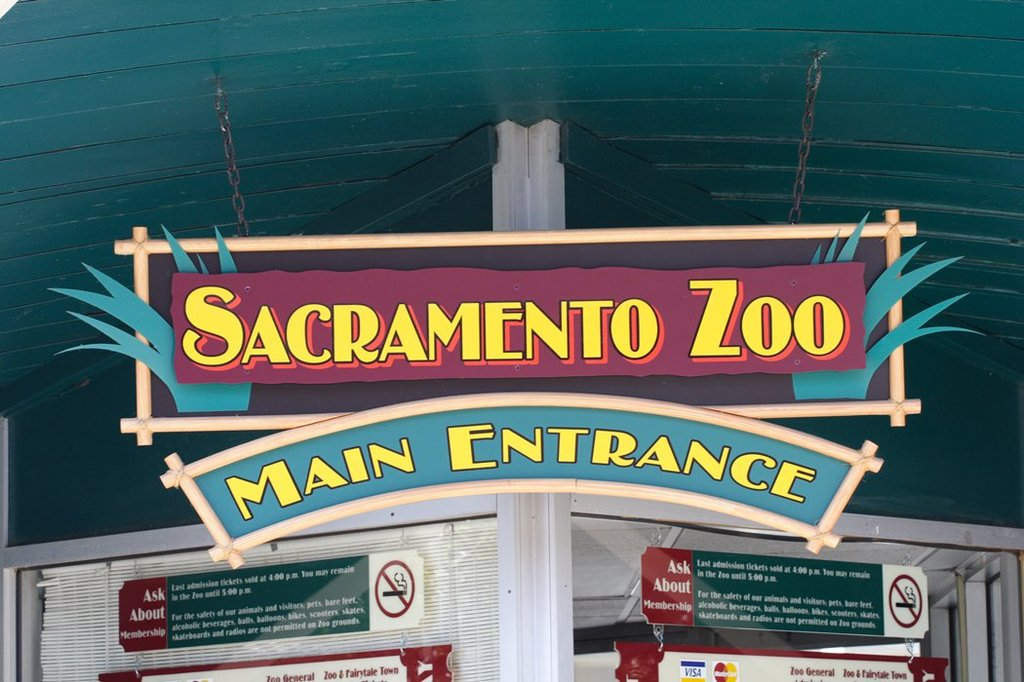 Sacramento Zoo - Attractions/Entertainment - 3930 W Land Park Dr, Sacramento, CA, 95822, US