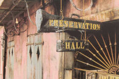 Preservation Hall - Music - 726 St Peter St, New Orleans, LA, 70116, US