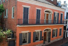 Hermann-Grima House - Museum - 820 St Louis St, New Orleans, LA, 70112, US