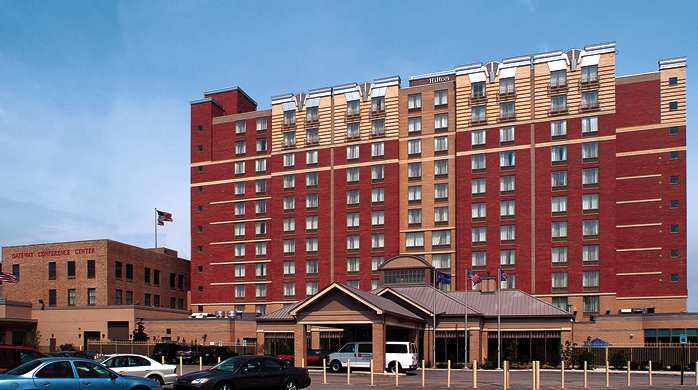 Hilton Garden Inn Cleveland Downtown - Hotels/Accommodations, Ceremony & Reception - 1100 Carnegie Avenue, Cleveland, OH, United States