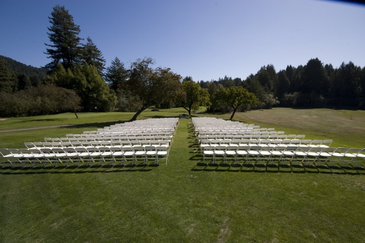 Baywood Golf & Country Club - Ceremony Sites, Reception Sites - 3600 Buttermilk Ln, Bayside, CA, 95524