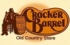 Cracker Barrel Old Country Store - Restaurant - 121 Pleasant Valley Road, Harrisonburg, VA, United States