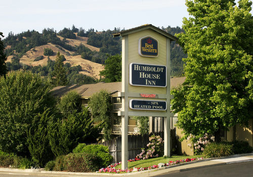 Best Western Plus Humboldt House Inn - Hotels/Accommodations - 701 Redwood Drive, Garberville, CA, United States