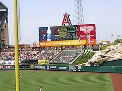 Los Angeles Angels of Anaheim - Sports & Recreation - 2000 E Gene Autry Way, Anaheim, CA, United States