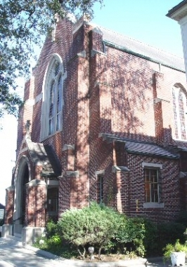 St. John Lutheran Church - Ceremony Sites - 3937 Canal St, New Orleans, LA, 70119
