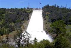 Oroville Dam - Attraction - 460 Glen Dr, Oroville, CA, United States