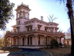 Bidwell Mansion - Attraction - 525 Esplanade, Chico, CA, 95926