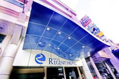 Naga Regent Hotel - Hotels/Accommodations - 63 Elias Angeles, Naga City 4400, Philippines