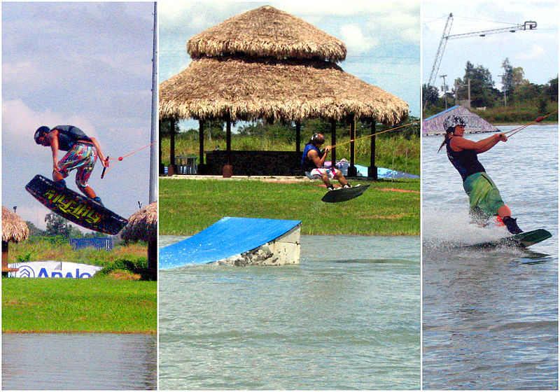 Camsur Watersports Complex - Attractions/Entertainment - Pili, Bicol, Philippines