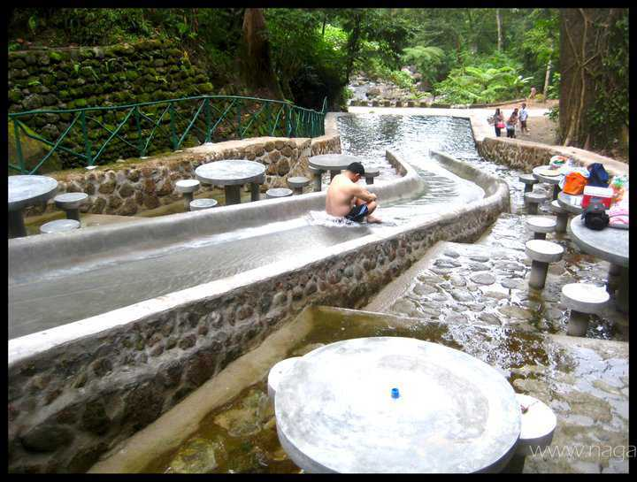 Panicuason Hot Springs Resort - Attractions/Entertainment - Barangay Panicuason, Naga City, Camarines Sur, Philippines