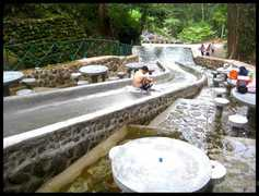 Panicuason Hot Springs Resort - Attraction - Barangay Panicuason, Naga City, Camarines Sur, Philippines