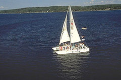 Nauti Cat Cruises - Activities - 615 East Front Street, Traverse City, MI, United States