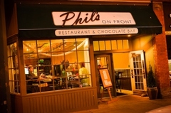 Phil's on Front Street - Restaurants - 236 E Front St, Traverse City, MI, 49684