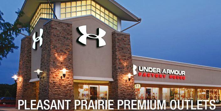 Premier Outlets (60min Drive) - Shopping - Pleasant Prairie, WI