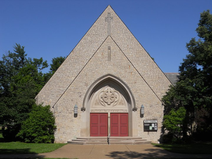 Neu Chapel - University Of Evansville - Ceremony Sites - 437 S Rotherwood Ave, Evansville, IN, 47714