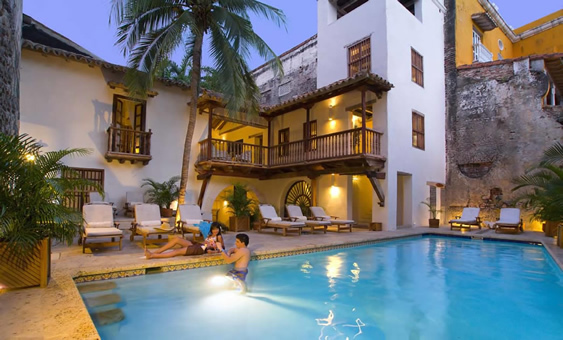 El Marques Hotel Boutique - Reception Sites, Ceremony Sites, Hotels/Accommodations - Calle Santo Domingo No. 33-41, Cartagena, Bolivar, Colombia