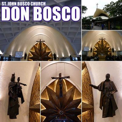St. John Bosco Parish Church - Ceremony Sites - San Lorenzo, Makati City, Metro Manila, Philippines