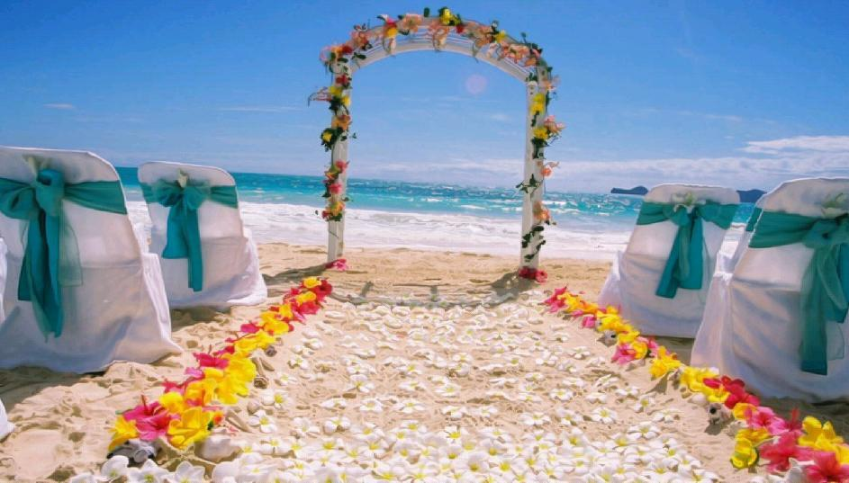 Bendición En La Playa - Ceremony Sites - Eagle Beach