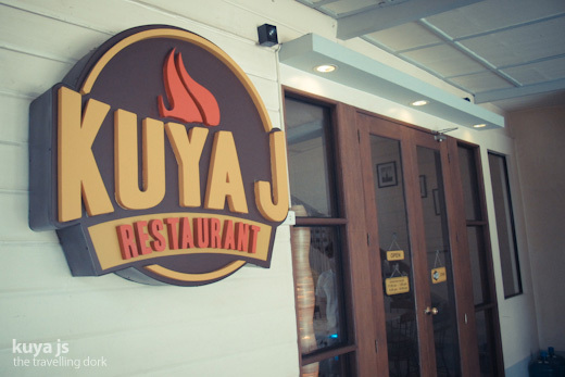 Kuya J's - Restaurants - Cebu City, Central Visayas
