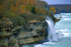 Pictured Rocks National Lakeshore - Attraction - Burt Township, Michigan, United States