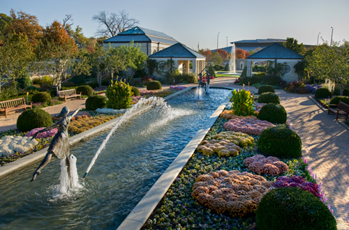 The Kauffman Memorial Garden - Parks/Recreation, Attractions/Entertainment - 4800 Rockhill Road, Kansas City, Missouri, United States