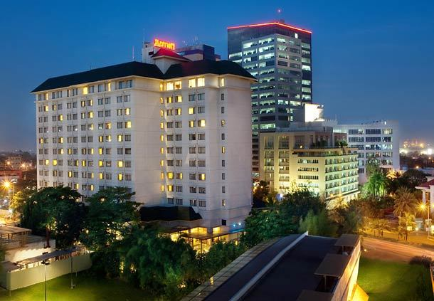 Cebu City Marriott Hotel - Hotels/Accommodations - Cardinal Rosales Avenue, Cebu City, Philippines