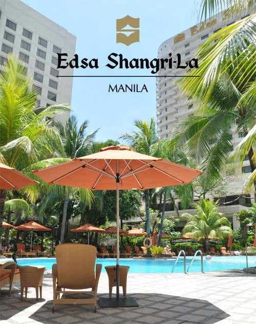 Edsa Shangri-la Manila - Hotels/Accommodations - Mandaluyong City, National Capital Region, Philippines