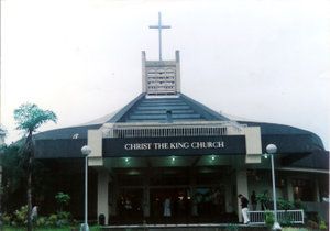 Christ The King Parish - Ceremony & Reception, Ceremony Sites - Green Meadows Ave., Green Meadows 1, White Plains, Quezon City, 1110, Philippines