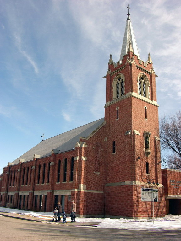 St. Joseph Church - Ceremony Sites - 640 19 Avenue NW, Calgary, AB, Canada