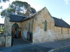 Anglican church - Ceremony - Bredasdorp, Western Cape