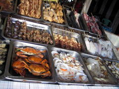 Roxas City Seafood Plaza - Places to Eat -