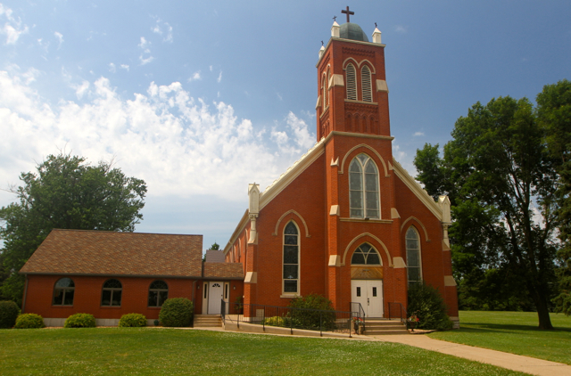 St. Columbkills Catholic Church - Ceremony Sites - 36483 County 47 Blvd, Goodhue, MN, 55027