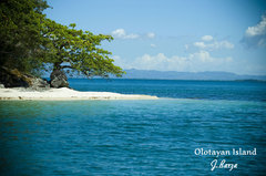 Olotayan Island - Places of Interest -