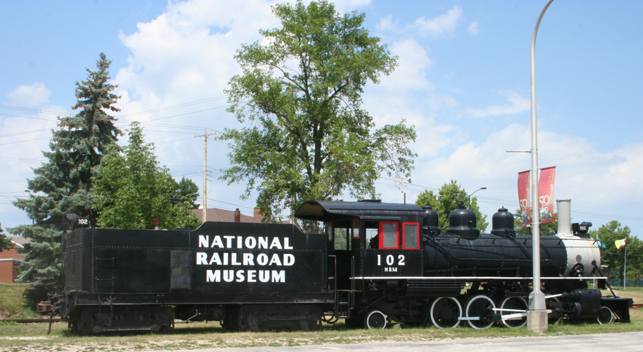 National Railroad Museum - Reception Sites, Rehearsal Lunch/Dinner, Attractions/Entertainment - 2285 South Broadway, Green Bay, WI, United States
