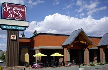 Jorgenson's Inn & Suites Helena - Hotels/Accommodations, Reception Sites - 1714 11th Ave, Helena, MT, 59601, US