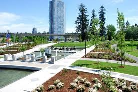 Holland Park - Parks/Recreation - Surrey, British Columbia, Canada