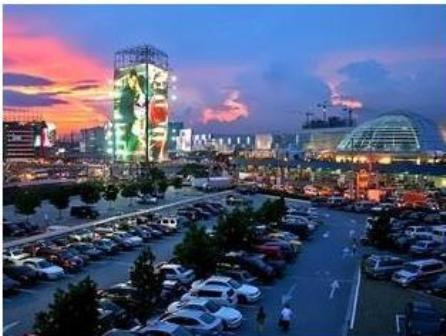 Sm City North Main Building - Attractions/Entertainment, Shopping - EDSA, Quezon City, Metro Manila, Philippines