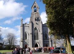Anthony & Denise Wedding  in Maynooth, Kildare, Ireland