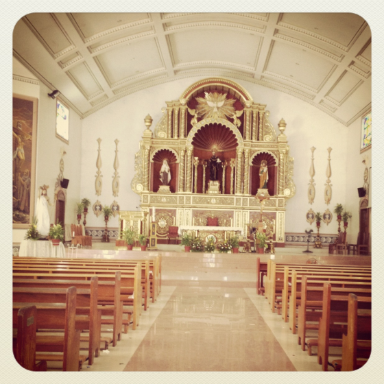 San Guillermo Parish Church - Ceremony Sites - Batangas, Calabarzon