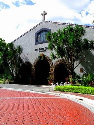 Holy Family Chapel - Ceremony Sites - Orchard Road, Quezon City, Metro Manila