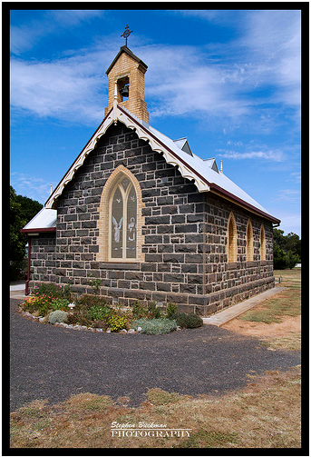 Christ Church Anglican Church, Little River - Ceremony Sites - 48 Rothwell Rd, Little River, VIC, 3211