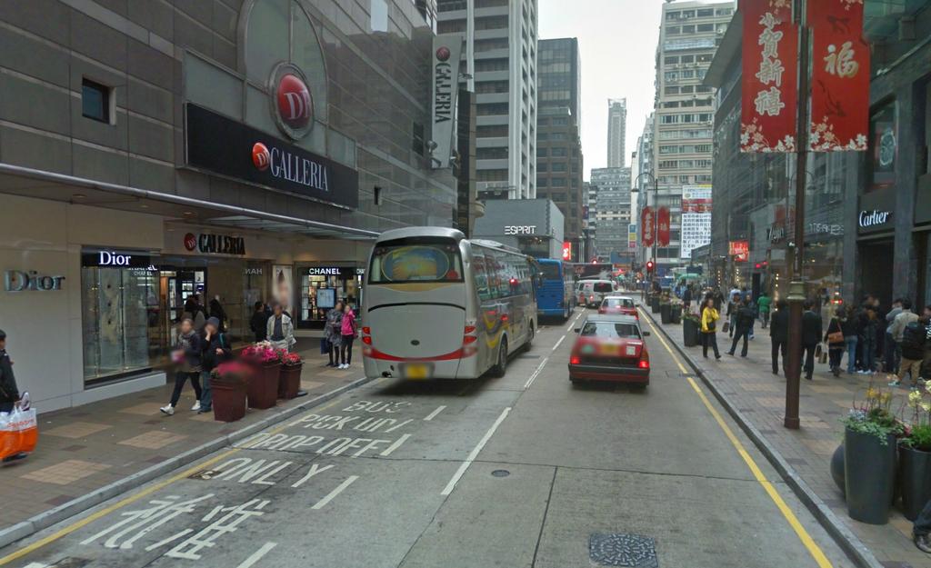 Dfs In The Langham - Limos/Shuttles - DFS,, The Langham, 8 Peking Road,, Tsim Sha Tsui, Hong Kong