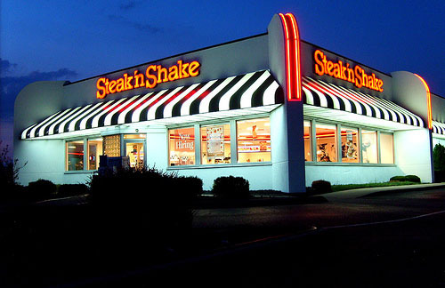 Steak 'n Shake - Restaurants - 3488 Alpine Avenue Northwest, Grand Rapids, MI, United States