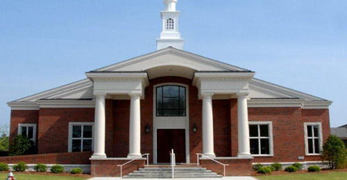 Camp United Methodist Church - Ceremony Sites - Main Street, Shallotte, NC, 28470