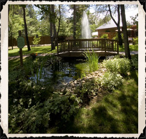 Frog Pond Village - Ceremony Sites, Attractions/Entertainment, Reception Sites - 1950 Ellis Lake Road, Grawn, MI, United States