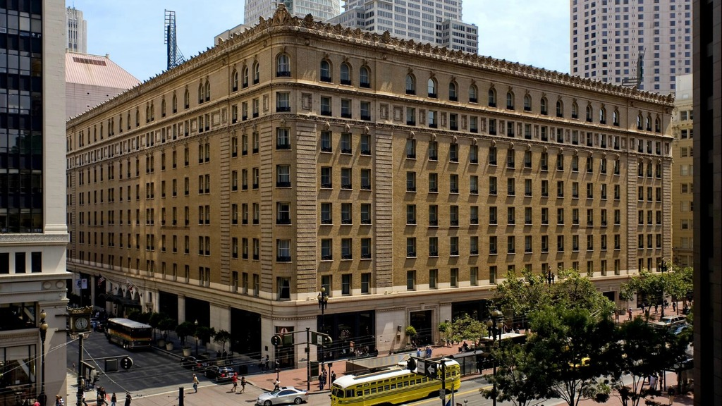 Palace Hotel, San Francisco - Hotels/Accommodations, Ceremony & Reception - 2 New Montgomery Street, San Francisco, CA, United States